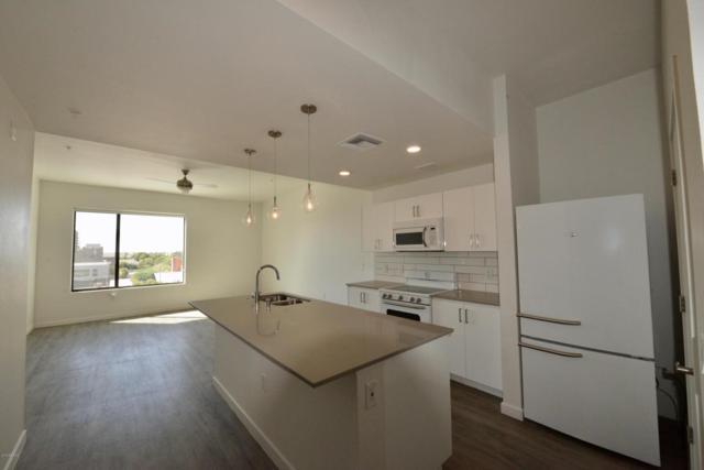 1130 N 2ND Street #410, Phoenix, AZ 85004 (MLS #5724470) :: 10X Homes