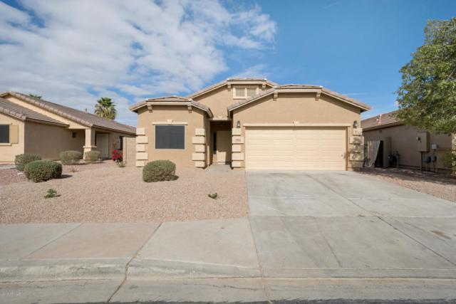 44038 W Mccord Drive, Maricopa, AZ 85138 (MLS #5724482) :: The Pete Dijkstra Team