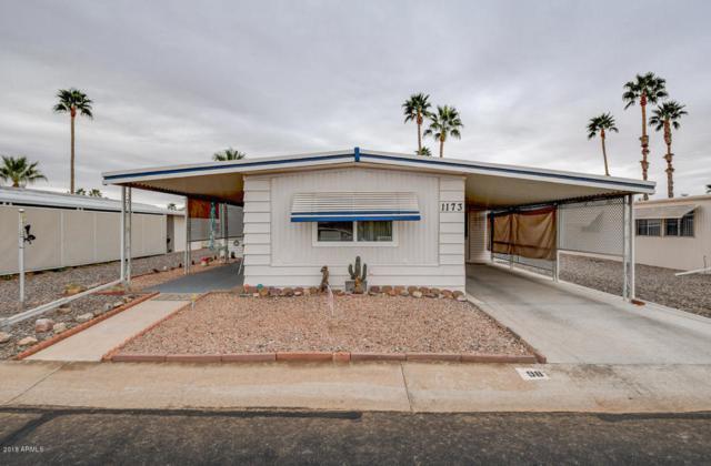 2100 N Trekell Road #098, Casa Grande, AZ 85122 (MLS #5724569) :: Essential Properties, Inc.