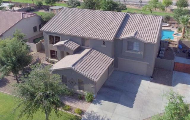 4091 E Ravenswood Drive, Gilbert, AZ 85298 (MLS #5724593) :: The Kenny Klaus Team