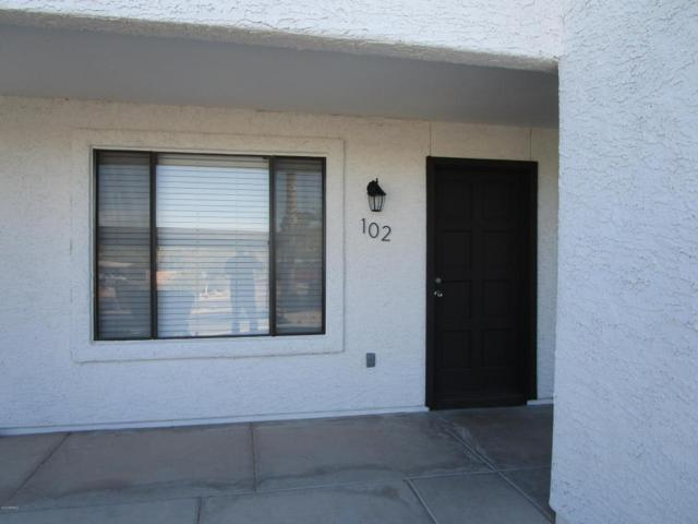 16741 E Westby Drive #102, Fountain Hills, AZ 85268 (MLS #5724610) :: My Home Group