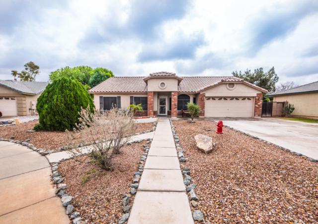 2887 E Erie Court, Gilbert, AZ 85295 (MLS #5724789) :: Group 46:10