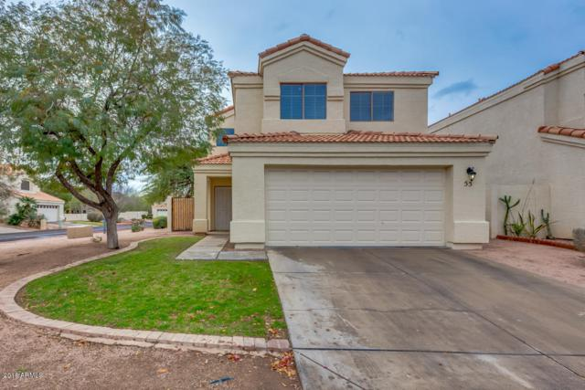 250 W Juniper Avenue #55, Gilbert, AZ 85233 (MLS #5724833) :: Group 46:10
