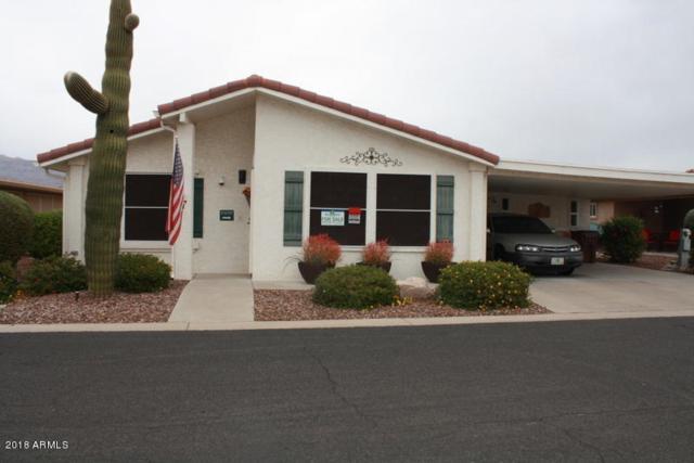 7373 E Us Highway 60 #7, Gold Canyon, AZ 85118 (MLS #5724882) :: The Pete Dijkstra Team