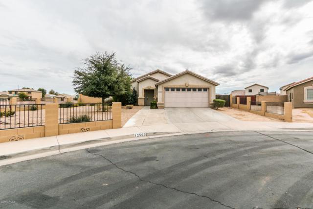 12503 W Rosewood Lane, El Mirage, AZ 85335 (MLS #5724916) :: Kelly Cook Real Estate Group