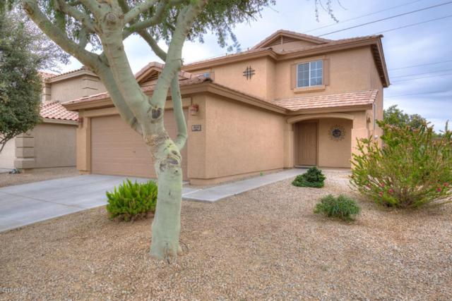 845 E Mayfield Circle, San Tan Valley, AZ 85143 (MLS #5724963) :: The Pete Dijkstra Team