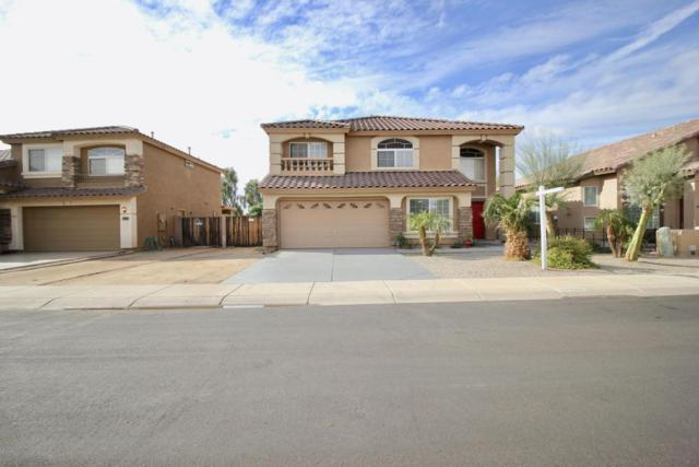 13926 N 156TH Lane, Surprise, AZ 85379 (MLS #5725001) :: The Everest Team at My Home Group