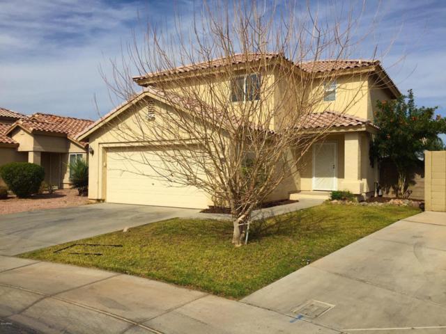 12202 W Larkspur Road, El Mirage, AZ 85335 (MLS #5725017) :: Kelly Cook Real Estate Group