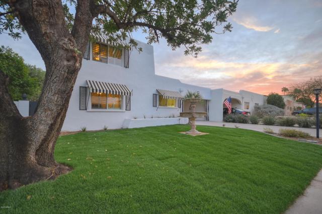 7701 E Mariposa Drive, Scottsdale, AZ 85251 (MLS #5725022) :: Group 46:10