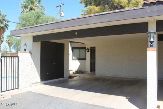 2940 N 38TH Street #9, Phoenix, AZ 85018 (MLS #5725026) :: Group 46:10