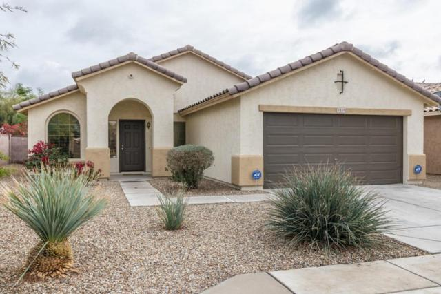 2455 S 155TH Lane, Goodyear, AZ 85338 (MLS #5725062) :: The AZ Performance Realty Team
