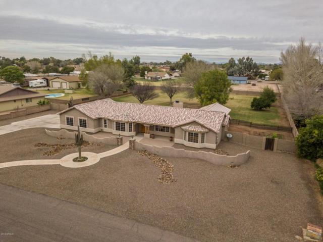 19222 E Via De Palmas, Queen Creek, AZ 85142 (MLS #5725066) :: Group 46:10
