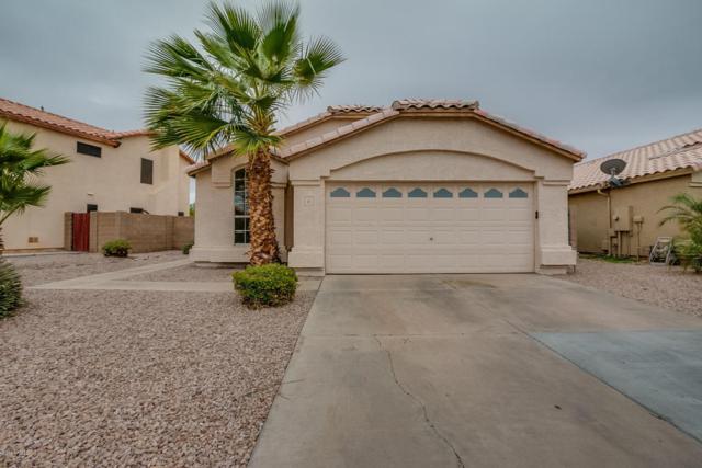 117 S Sandstone Street, Gilbert, AZ 85296 (MLS #5725077) :: The Pete Dijkstra Team