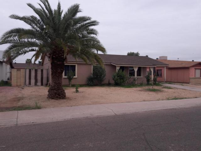 2221 N 61ST Drive, Phoenix, AZ 85035 (MLS #5725114) :: Yost Realty Group at RE/MAX Casa Grande