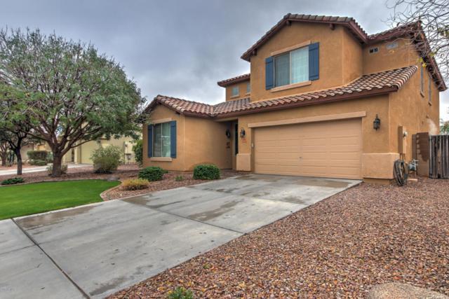 2919 E Ravenswood Drive, Gilbert, AZ 85298 (MLS #5725125) :: The Pete Dijkstra Team