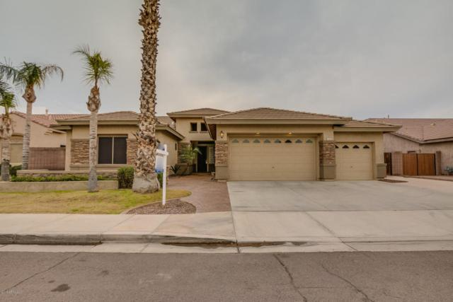 1141 E Kaibab Place, Chandler, AZ 85249 (MLS #5725143) :: The Everest Team at My Home Group