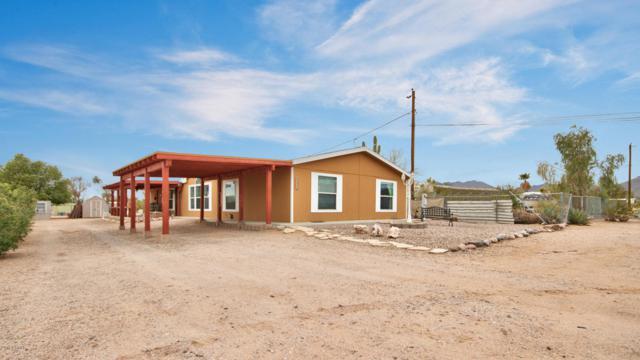 2140 N Grand Drive, Apache Junction, AZ 85120 (MLS #5725149) :: The Kenny Klaus Team