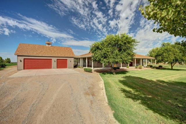 2290 E Lone Star Lane, Coolidge, AZ 85128 (MLS #5725206) :: Keller Williams Legacy One Realty