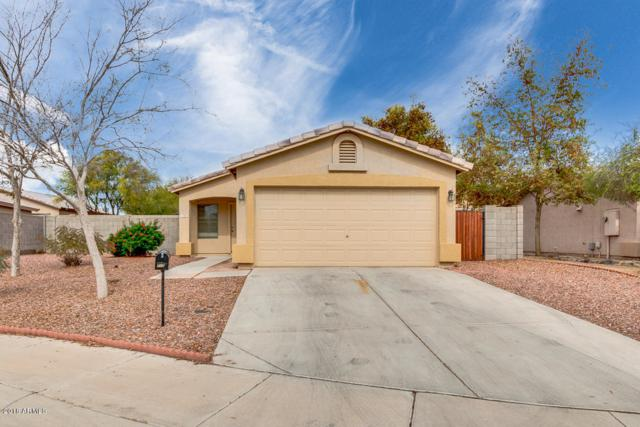 718 E Long Avenue, Buckeye, AZ 85326 (MLS #5725241) :: Kortright Group - West USA Realty