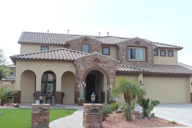 5223 W Gwen Street, Laveen, AZ 85339 (MLS #5725271) :: Kelly Cook Real Estate Group