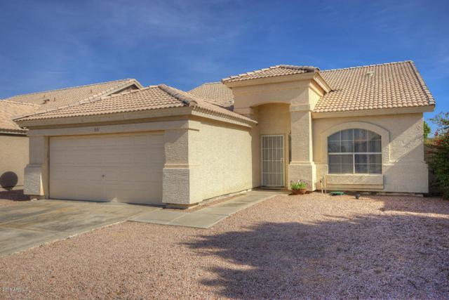 331 N Danyell Drive, Chandler, AZ 85225 (MLS #5725289) :: The Kenny Klaus Team