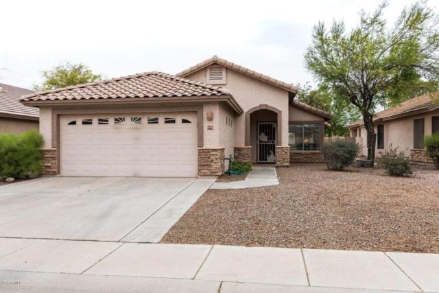 596 W Mirage Loop, Casa Grande, AZ 85122 (MLS #5725316) :: Keller Williams Legacy One Realty