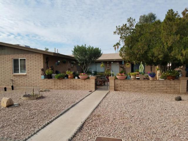 522 N Hall Street, Mesa, AZ 85203 (MLS #5725360) :: The Kenny Klaus Team