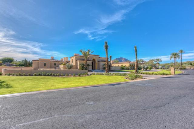 6659 E Indian Bend Road, Paradise Valley, AZ 85253 (MLS #5725463) :: Power Realty Group Model Home Center