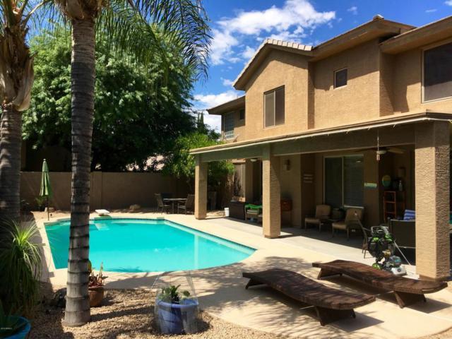 6021 E Long Shadow Trail, Scottsdale, AZ 85266 (MLS #5725581) :: Occasio Realty