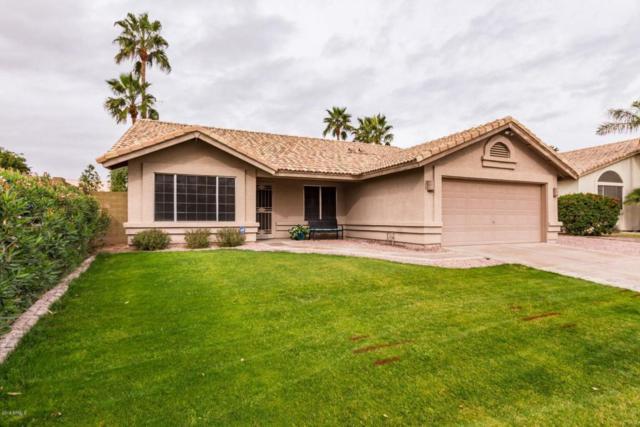 574 S Cheri Lynn Drive, Chandler, AZ 85225 (MLS #5725590) :: Kepple Real Estate Group