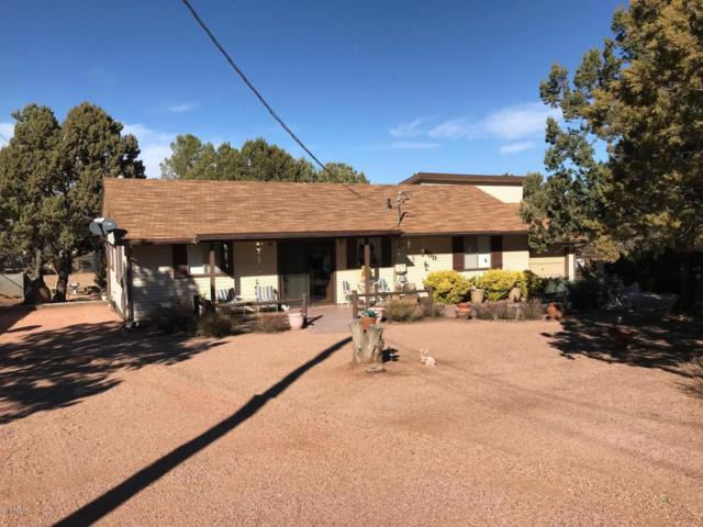 2900 W Nicklaus Drive, Payson, AZ 85541 (MLS #5725614) :: Occasio Realty