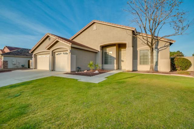 2310 S Vincent Avenue, Mesa, AZ 85209 (MLS #5725634) :: Revelation Real Estate