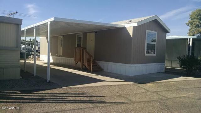 61 W Southern Avenue #23, Mesa, AZ 85210 (MLS #5725650) :: Revelation Real Estate