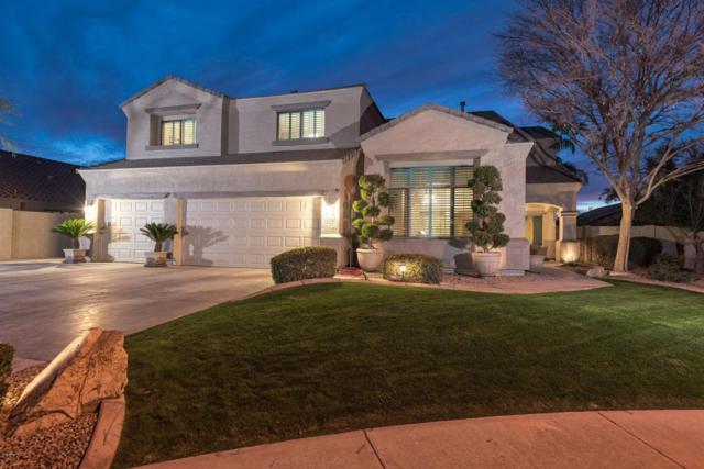 6274 S Gold Leaf Place, Chandler, AZ 85249 (MLS #5725652) :: Revelation Real Estate