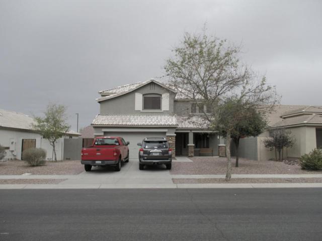 3964 E Blue Sage Court, Gilbert, AZ 85297 (MLS #5725701) :: Kepple Real Estate Group