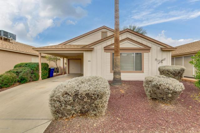 1801 E Doral Drive, Chandler, AZ 85249 (MLS #5725773) :: Keller Williams Legacy One Realty