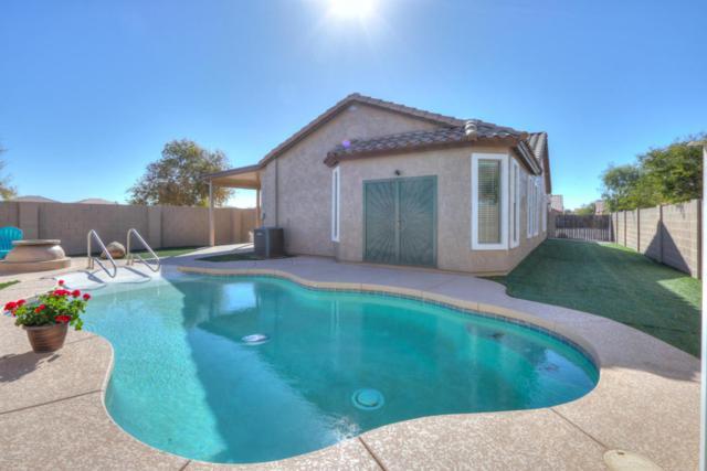 36384 W Barcelona Lane, Maricopa, AZ 85138 (MLS #5725781) :: Keller Williams Legacy One Realty