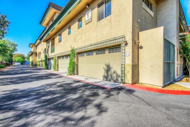 815 E Rose Lane #105, Phoenix, AZ 85014 (MLS #5725792) :: Keller Williams Legacy One Realty