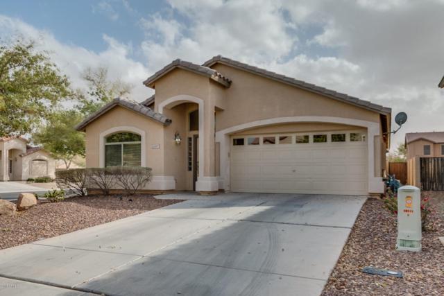 40317 W Hayden Drive, Maricopa, AZ 85138 (MLS #5725809) :: Yost Realty Group at RE/MAX Casa Grande