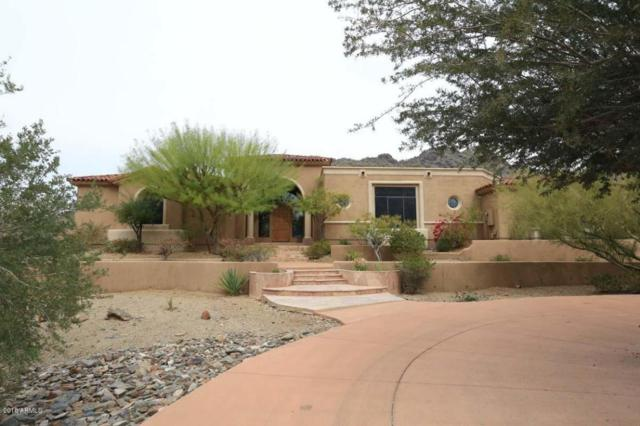 11266 E Paradise Lane, Scottsdale, AZ 85255 (MLS #5725819) :: The Everest Team at My Home Group