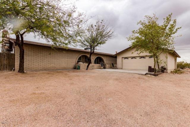 1011 N Vista Road, Apache Junction, AZ 85119 (MLS #5725839) :: Yost Realty Group at RE/MAX Casa Grande