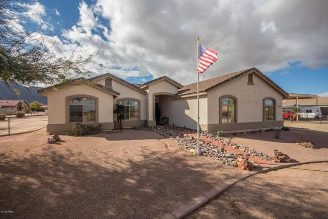 16529 E Stacey Road, Queen Creek, AZ 85142 (MLS #5725856) :: Yost Realty Group at RE/MAX Casa Grande