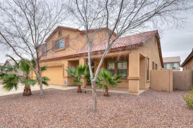 1581 E Palo Verde Drive, Casa Grande, AZ 85122 (MLS #5726012) :: Yost Realty Group at RE/MAX Casa Grande