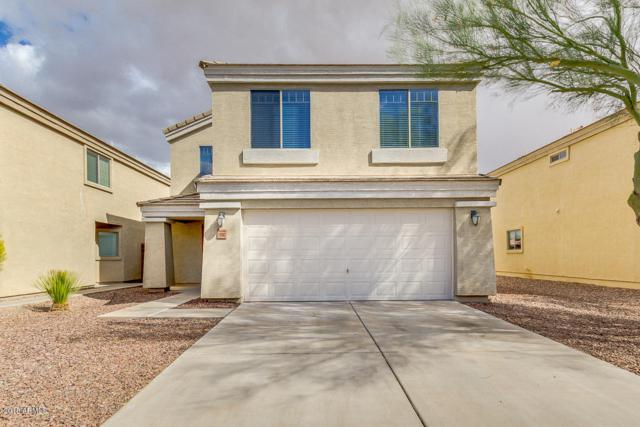 18963 N Vemto Street, Maricopa, AZ 85138 (MLS #5726139) :: Power Realty Group Model Home Center