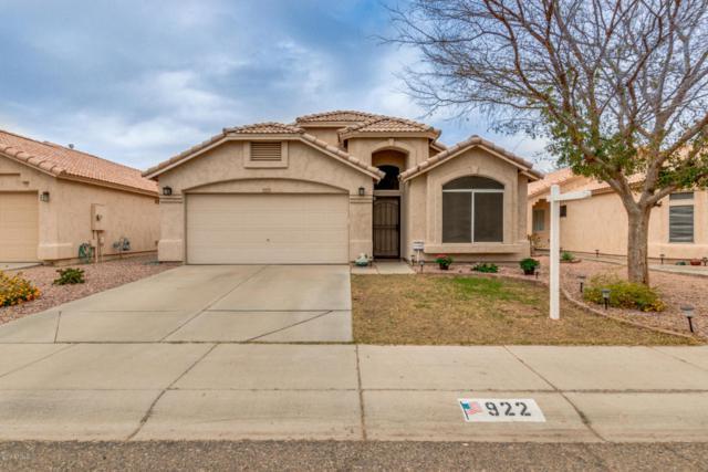922 E Pontiac Drive, Phoenix, AZ 85024 (MLS #5726145) :: Yost Realty Group at RE/MAX Casa Grande