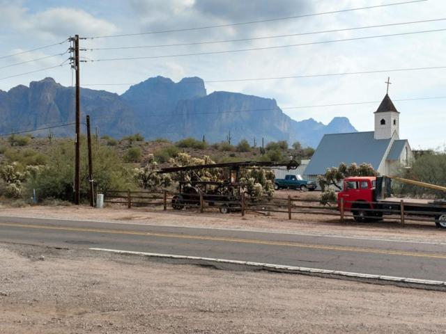 4000 NE Az-88 Highway, Apache Junction, AZ 85119 (MLS #5726195) :: Realty Executives