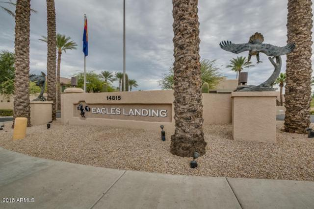 14815 N Fountain Hills Boulevard #104, Fountain Hills, AZ 85268 (MLS #5726255) :: Kelly Cook Real Estate Group