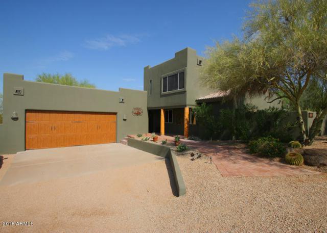 30250 N 66TH Street, Cave Creek, AZ 85331 (MLS #5726276) :: Yost Realty Group at RE/MAX Casa Grande