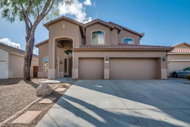 3569 W Dancer Lane, San Tan Valley, AZ 85142 (MLS #5726303) :: Power Realty Group Model Home Center