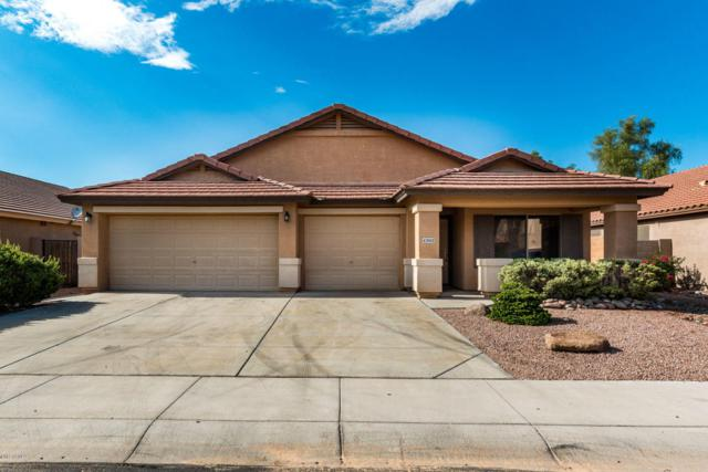 43140 W Sunland Drive, Maricopa, AZ 85138 (MLS #5726385) :: Power Realty Group Model Home Center